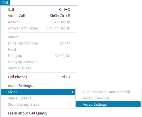 Use Magewell capture device in Skype - Magewell